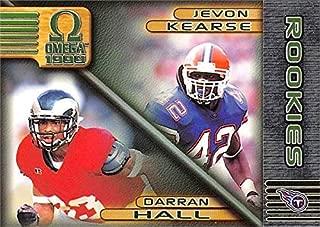 Jevon Kearse football card (Florida Gators) 1999 Pacific Omega Rookie #242