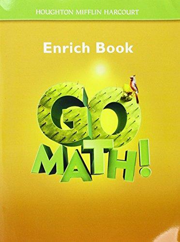 Go Math! Enrich Book: Grade 5