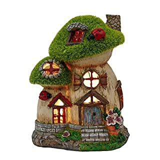 TERESAS COLLECTIONS Ornament Illuminated Decoration