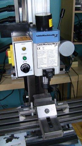 Model 3960 High Torque Mini Mill (DVD)