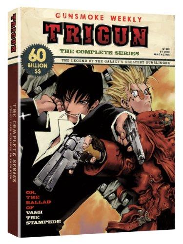 Trigun: The Complete Series Box Set -  DVD, Joe Romersa, Dorothy Melendrez