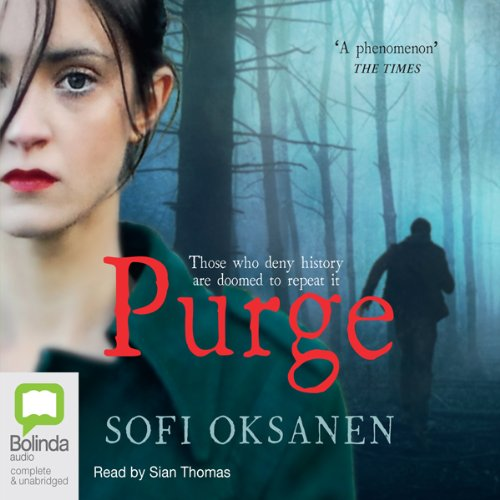 Purge audiobook cover art