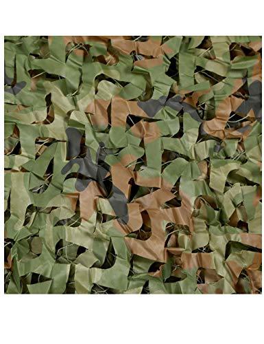 Yunyisujiao - Red de Camuflaje para la Jungla, Camuflaje para el Bosque, Camping, Caza, Campamento, Actividades al Aire Libre, Pesca escondida, Cine para árboles