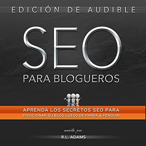 SEO Para Blogueros audiobook cover art
