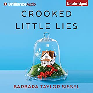 Crooked Little Lies audiobook cover art