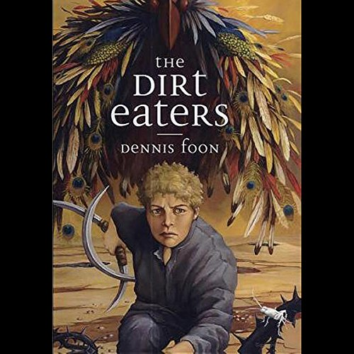 The Dirt Eaters audiobook cover art