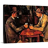 Oil Paintings Canvas Prints Card Games