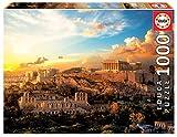 Educa - Acrópolis de Atenas Puzzle, 1000 Piezas, Multicolor (18489)