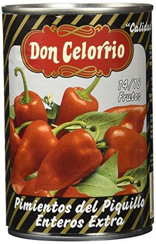 Don Celorrio Extra Pimientos del Piquillo - 350 g