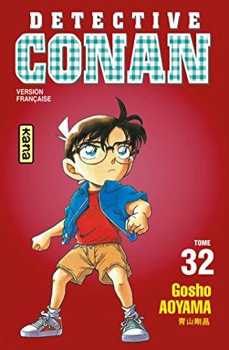 Détective Conan - Tome 32