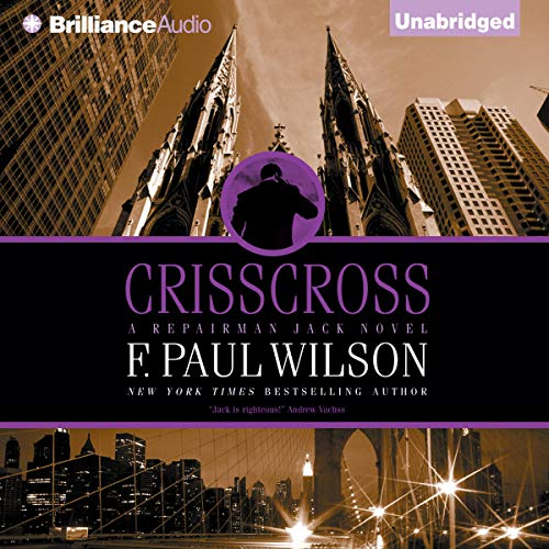 Crisscross cover art