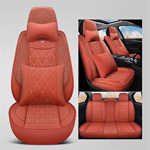 Seggiolino Auto Coperture Universale Car Seat Rosa Car Seat Covers Car Seat Covers Completa Cuscino Del Sedile Auto Inverno Giù Cotone Tutti...