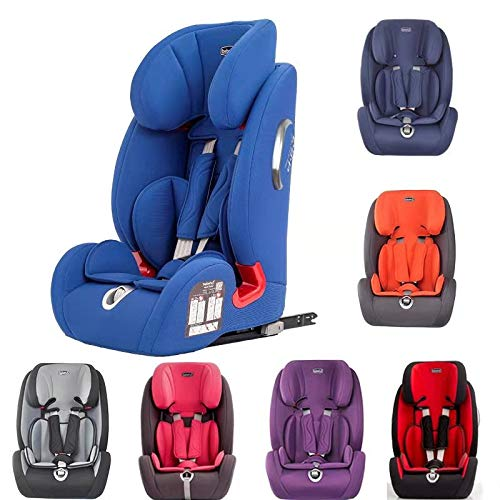 MULTI Guard Pro ISOFIX Autositz Kinder Sitz Kinderautositz Autokindersitz Kindersitz Gruppe 1/2 / 3 TG17002-D04