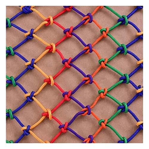 Kinderen Anti-val Net, Veiligheid Netto Hek Decoratie Netto Goederen Netto Kat Net, Voor Balkon Loft Railing Trappen Speeltuin Trampoline Tuin muur Plafond