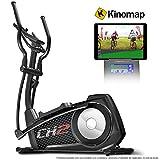 Sportstech Vélo elliptique CX2 Ergomètre avec Commande par Application Smartphone,...
