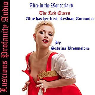 Alice in the Wonderland: The Red Queen audiobook cover art