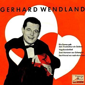 Vintage Vocal Jazz / Swing No. 134 - EP: Vagabundenlied