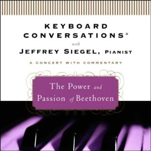 Keyboard Conversations audiobook cover art