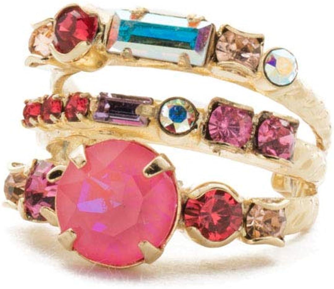 Sorrelli Jewelry-Sets Finish, (RDK023BGISS)