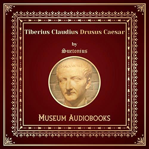Tiberius Claudius Drusus Caesar audiobook cover art