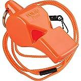 Fox 40 Pearl Whistle and Strap - Orange