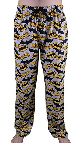 Batman Logo Pyjama-Hose Multicolour L