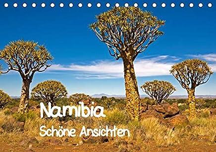 Namibia - Schöne Ansichten (Tischkalender 2020 DIN A5 quer): Namibia ist ein faszinierendes Land mit schönen Ansichten (Monatskalender, 14 Seiten )