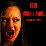 Eerie Woman Dying Breath, With Pre-Delay and Reverb