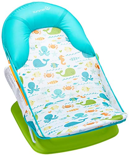 Summer Infant Deluxe Baby Bather, Multi