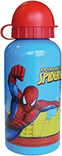 Kidslicences Spiderman Gourde Pop-up Automatique 500 ML Syst/ème Anti-Goutte