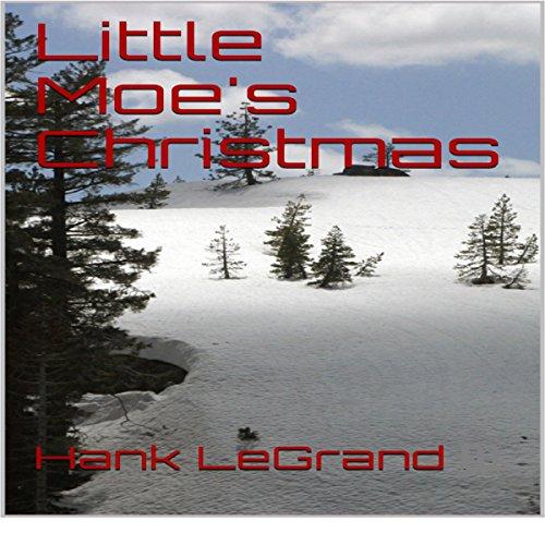 Little Moe's Christmas audiobook cover art