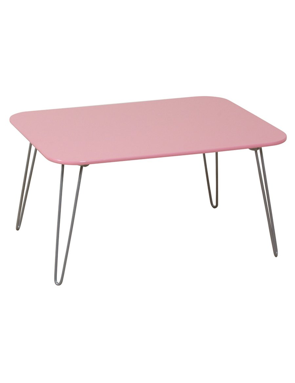 CAICOLOUR ウッドベースのパネル折り畳み式実用的なカラーコンピュータのベッドテーブル (色 : 2)