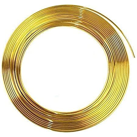 Türkantenschutz 6m In Gold Für Auto U Profil Elektronik