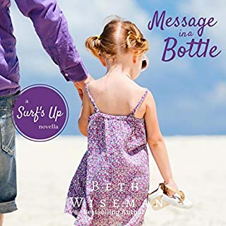 Message in a Bottle audiobook cover art