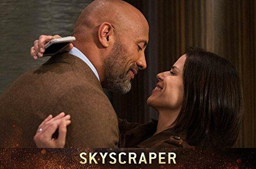 Skyscraper (4K Ultra HD) (+ Blu-ray 2D)
