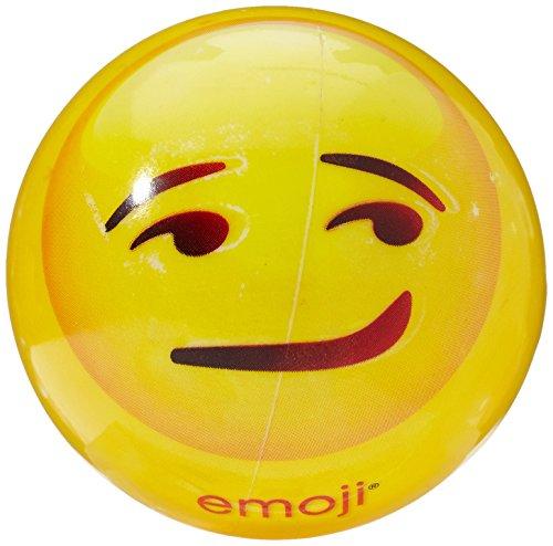 Emoji 16745 – Happy People Balle en Plastique, 11 cm