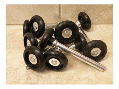 NEW!- 10 pack - Clopay Garage Door Rollers - Wheels - Quiet Nylon