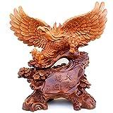 Adler Ornamente Feng Shui Statue Dekorative Vogelfigur Büro-Wohnzimmer-Geschäftsdekor, Jubiläum, Eröffnungsgeschenk