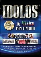 Idolos De Mexico Para El Mundo [DVD]