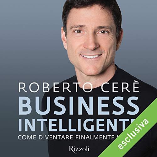 Business intelligente audiobook cover art