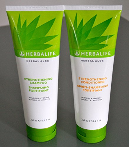 Herbalife Aloe Kräftigendes Shampoo und Aloe Kräftigender Conditioner je 250ml