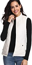 Best white gilet ladies Reviews