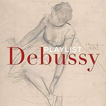 La playlist debussy