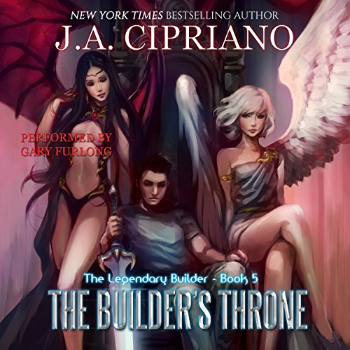 The Builder's Throne audiobook cover art