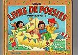 Grand livre de poésies pour enfants