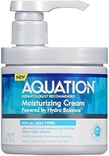 Aquation Moisturizing Cream All Skin Types, 16 Oz