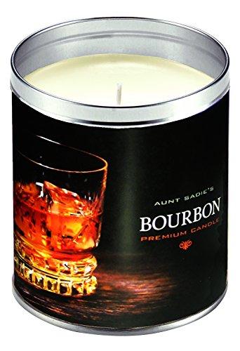 Aunt Sadies Candles LOU002 Bourbon on The Rocks, 12.5 Ounces