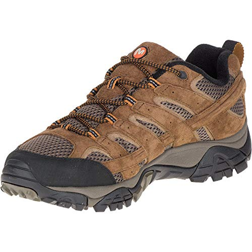 Merrell Moab 2 Vent, Zapatillas de Senderismo para Hombre, Marrón (Pecan), 44.5 EU