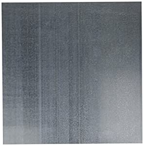 M-D Hobby & Craft magnético de Metal Chapa de Acero (30,4x 12-Inch-Silver