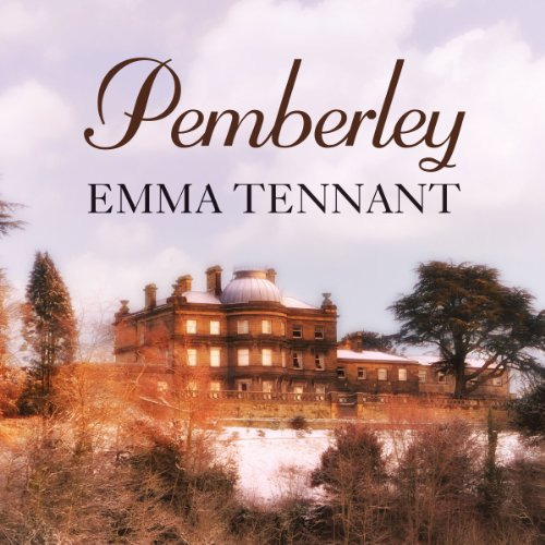 Pemberley audiobook cover art